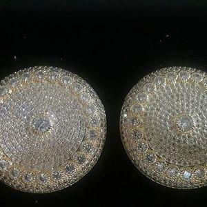 Custom made cufflinks